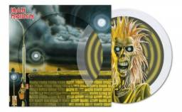 Título do anúncio: Iron Maiden - 40th Anniversary Edition Clear Picture Lp