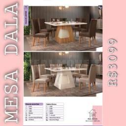 Título do anúncio: Mesa de jantar dala b1