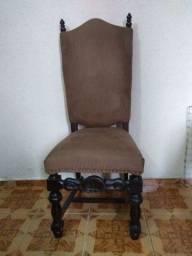 Título do anúncio: Cadeira Trono Antigo anos 20