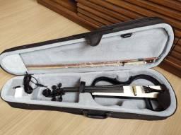 Título do anúncio: Violino elétrico Naomi 4/4