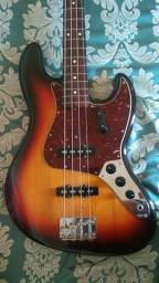Baixo fender jazz bass made in japan