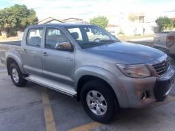 Toyota Hilux SRV 2.7 FLEX Ano 2015/2015 - 2015