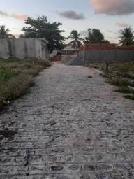Terreno 10x30 - Nascente, em loteamento fechado, Barra Nova
