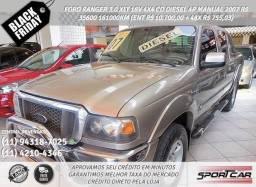 Ford Ranger 3.0 Xlt 4x4 4p Marrom 2007 R$35.677 161077km - 2007