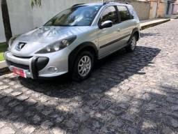 Peugeot 207 2011/2011 1.6 escapade sw 16v flex 4p manual - 2011