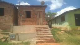 Vendo casa com terreno em Antônio Diogo - Redenção-CE