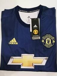 Camisa Manchester United III Adidas 18/19 - P, M, G