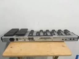 Controlador Midi Behringer Fcb 1010