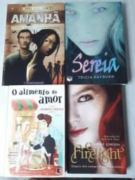 4 livros por 28 reais