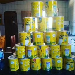 Vendo latas de leite vazias para artesanato