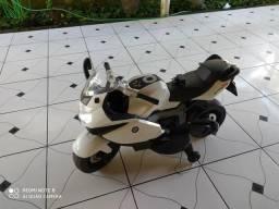Moto elétrica infantil bandeirantes, BMW k1300s