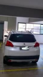Peugeot 2008 Allure ano 17/17, branco perolizado, com apenas 14.567 rodados - 2017