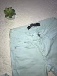 Calça jeans tam 34 (NOVA)