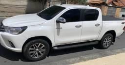 Hilux srv 2016 4x4 aut - 2016