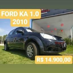 Ford ka 1.0 clas 2010 - 2010