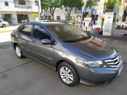 Honda City Lx 1 5_ Automático _2013 (apenas 98.000 km)Manual e chave reserva - 2013