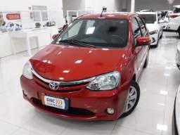 TOYOTA ETIOS 1.5 XLS SEDAN 16V FLEX 4P AUTOMATICO. - 2017
