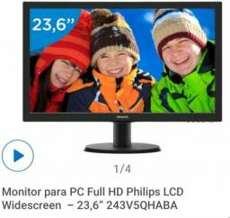 Monitor LCD phillips