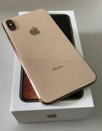 Iphone XS Max Gold 64 gb ! Impecável !