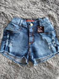 Shorts jeans lindos