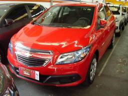 Chevrolet Onix  Hatch LT 1.4 8V FlexPower 5p Mec FLEX MANUA - 2015