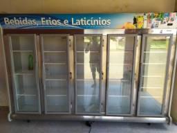 Refrigerador/Expositor Frezzer Laticinios