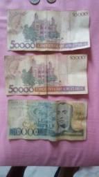 Moedas e Cédulas de Portugal e Brasil por apenas R$ 40,00