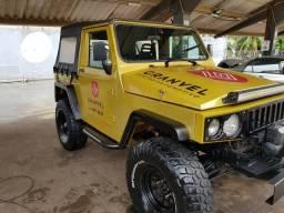 Jipe Engesa 2001 diesel (motor original de fabrica) - 2001