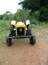 Trator valmet 65id com guincho 18 tonelada