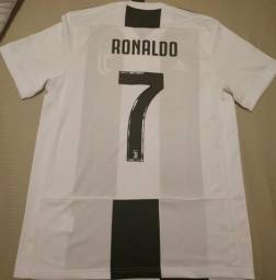 Camisa Juventus - Cristiano Ronaldo c662c75e60eae