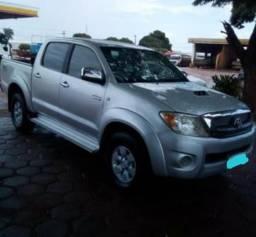 Hilux SRV 2008 Diesel automatica - 2008