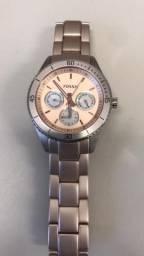 15fb5a9b0e0 Relógio Fóssil feminino