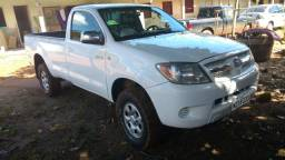 Hilux Cabine simples 4x4. 2.5 2007 - 2007
