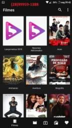 Aplicativo Filmes e Series, Melhor que Netflix