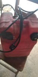 Tambor de gasolina e oleo para barco (novo)
