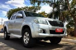 Toyota Hilux 4X4 Diesel - Manual - 2012