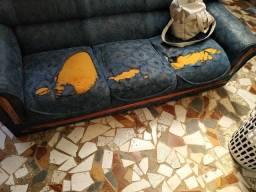 Sofa para doação retirar no local