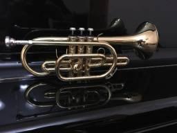 Trompete Cornet Scavone Sib