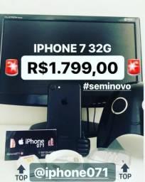 IPhone 7 32g (aceito cartão)