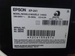 Vendo impressora Epson XP 241 seminova