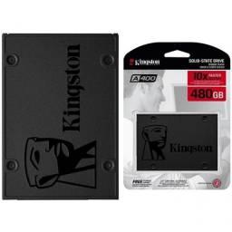 SSD 480GB Kingston A400 + Instalação + Formatação Garantia 3 anos - Loja Natan Abreu
