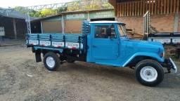 Toyota Bandeirante Diesel 4x4 1978