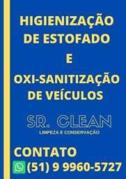 Higienização Estofados