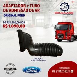 ADAPTADOR+TURBO DE ADMISSÃO DE AR ORIGINAL FORD