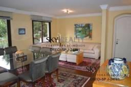 Apartamento à venda com 4 dormitórios em Vila morumbi, São paulo cod:10188
