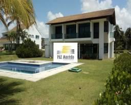 Casa com 4 suítes, 442m² na Reserva do Paiva,Lazer Completo,Alto Padrão.