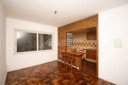 Apartamento para alugar com 1 dormitórios em Rio branco, Porto alegre cod:310275