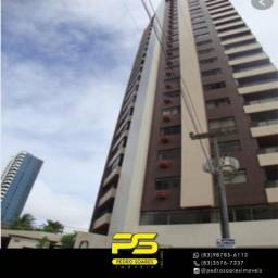 Apartamento com 4 dormitórios à venda, 181 m² por R$ 549.000 - Miramar - João Pessoa/PB