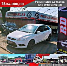 Ford Focus 2.0 16V/ 2.0 16V Flex 5p 2012 Flex