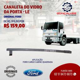 CANALETA DO VIDRO DA PORTA -LE ORIGINAL FORD